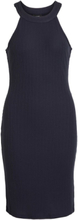 OBJECT COLLECTORS ITEM Halter Neck Dress Women Blue