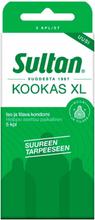 Sultan Kookas XL 5 kpl/st Extra isot kondomit
