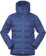 Bergans Men's Stranda Down Hybrid Jacket 2019 Herre skijakker fôrede Blå S