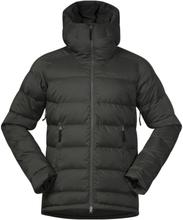 Bergans Men's Stranda Down Hybrid Jacket 2019 Herre skijakker fôrede Grønn S