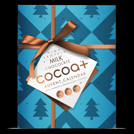 Cocoa Plus Protein Adventskalender