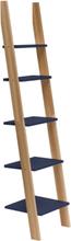 ASHME Leiterregal 45x35x180cm - Graphit - Graphit