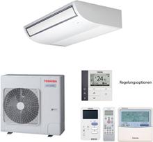 """""""Toshiba Klimaanlage """"""""RAV-SDI Unterdeckengerät"""""""" 5,0 kW SET"""""""