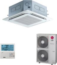 LG Klimaanlage Deckenkassette Standard 12,5 kW SET