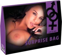 Surprise Pakke med Sexlegetøj til Hende & Ham