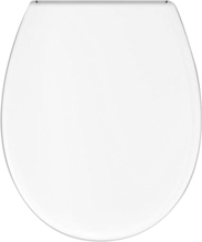 Adora 12402.20 WC-sits vit, soft close Universal