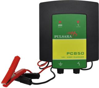 Pulsara PC850 12V batteri elhegnsapparat