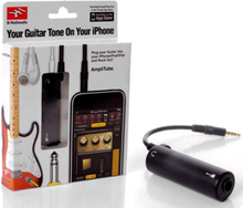 iRig Guitar link cable adapter AMP audio interface converter guitar pedal effects tuner link line Guitar accessories For iPhone
