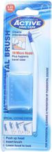 Active Oral Care Micro Heads Interdental Brush 1 stk + 10 stk