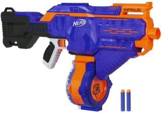 Nerf N-Strik Elite Infinus - Nerf pistoler og våpen E0438