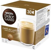 Nescafe Dolce Gusto Cafe Au Lait Big Pack 30 stk