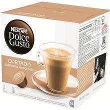 Nescafe Dolce Gusto Cortado Espresso Macchiato 16 stk