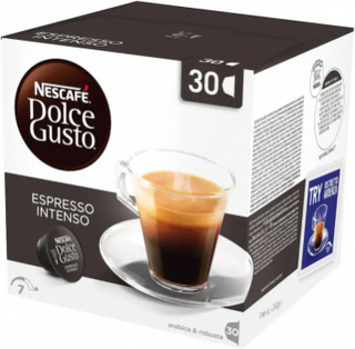Nescafe Dolce Gusto Espresso Intenso Big Pack 30 stk
