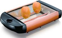 Melissa toaster kobber. 3 stk. på lager