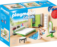 Playmobil City Life 9271, Sovrum