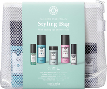 Summer Essentials Styling Beauty Bag -