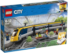 LEGO City Trains 60197, Passagerartåg