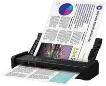 Bærbar scanner Epson DS-310 1200 dpi USB 3.0 Sort