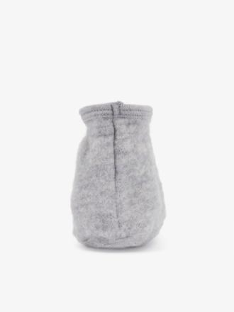 NAME IT Baby Wool Slippers Men Grey