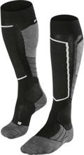 Falke Sk2 Wool Alpine Sock Lasketteluvaatteet BLACK-MIX