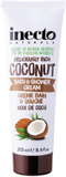 Inecto Naturals Coconut Bath & Shower Cream 250ml