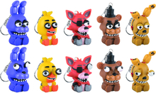 Five Nights at Freddy's - Squeeze Keychain