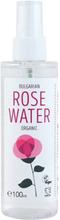 Organic Bulgarian Rose Water, 100 ml