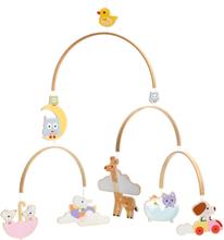 Djeco - Mobile - Baby Animals