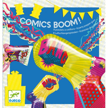 Djeco - Comics Boom