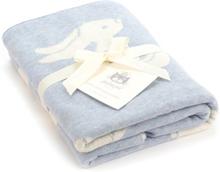 Jellycat - Bashful Blue Bunny Blanket