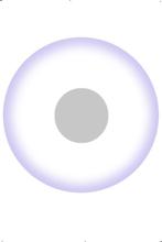 1 -dags UV vita kontaktlinser