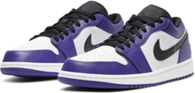 Air Jordan 1 Low Shoe - Purple