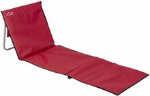 Red Mountain 2-i-1 strandmatta Lota röd