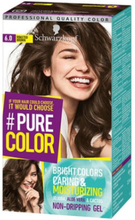 Schwarzkopf Pure Color 6.0 Roasted Brown