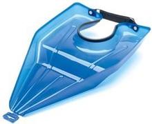 Rejse vaskeskjold i blå