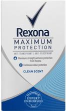 Rexona Maximum Protection Clean Scent 45 ml