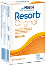 Resorb Original brustabletter 20 st Apelsin