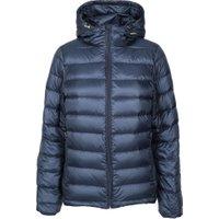 Marineblå Fleischer couture light down jakke
