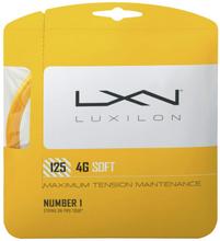 Luxilon 4G Soft Saitenset 12,2m 1.25