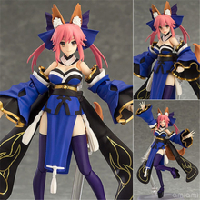 14cm Anime fate stay night figure figure Tamamo no Mae 304# Movable joints PVC action figure collection model toy