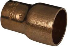 Gelia 3006033022 Kapillärförminskningsnippel ut/inv lödning, 2-pack 10 x 12 mm