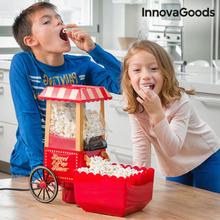 InnovaGoods Sweet Pop Times Popcornmaskine 1200W Rød