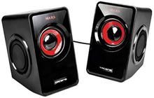 Gaming-højttalere Tacens MS1 MS1 Sort Rød