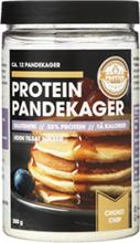 Glutenfri Protein Pandekage Choco Chip, 200 g.