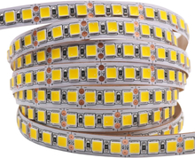 5M LED Strip Light 5054 5050 SMD 120led 60LED 240LED 2835 5630 12V DC Waterproof Flexible LED Tape for Home Decoration 10 Colors