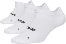 2XU Ankle Sock 3 Pack Women