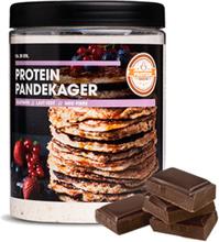 Glutenfri Protein Pandekagemix, Chokolade