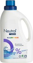 Neutral Flydende Kulørt Vask 700 ml