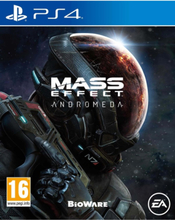 Mass Effect: Andromeda - Sony PlayStation 4 - Toiminta