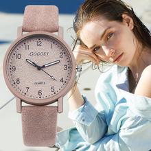 Gogoey Brand Women's Watches Fashion Leather Watch Women Watches Casual Ladies Watch Dress Clock reloj mujer zegarek damski